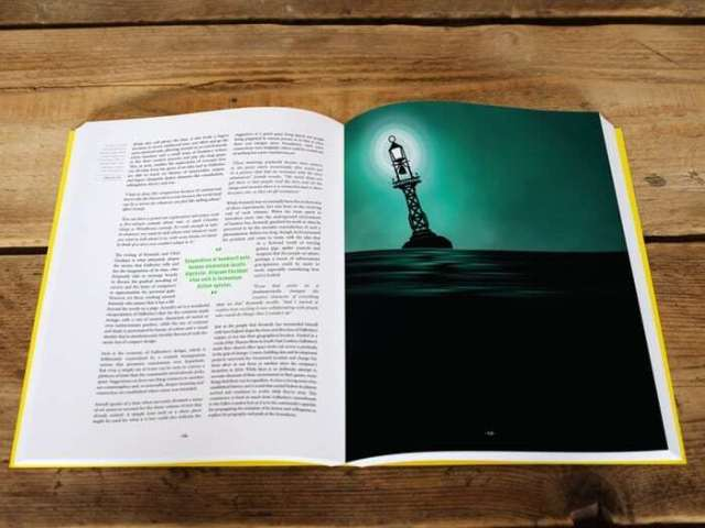 Independent by Design, another view inside the book
