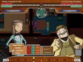 Last Word game screenshot, combat