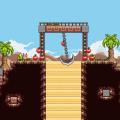 Squishy the Suicidal Pig screenshot - Desert