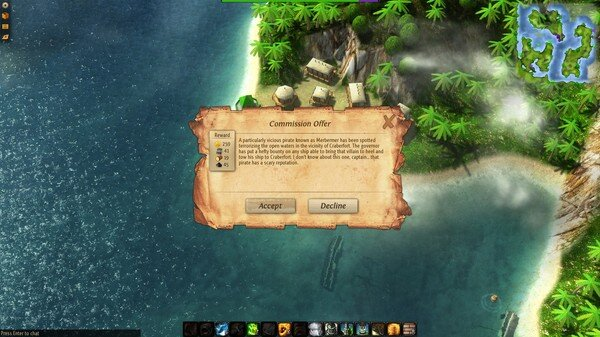 Windward screenshot 2