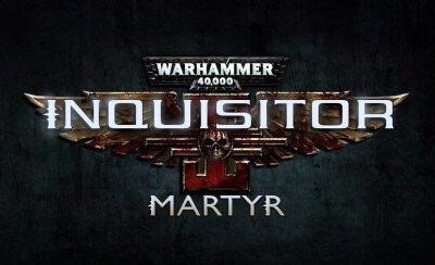 Warhammer 40K Inquistor Martyr