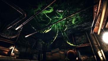 Albedo: tentacles on the ceiling...