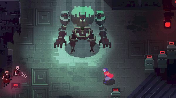 Hyper Light Drifter: screenshot courtesy of official site