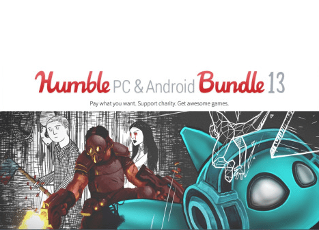 Humble PC and Android Bundle 13 Offers DRM-Free Indie Games
