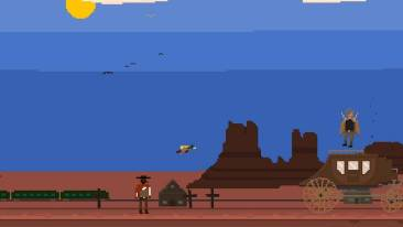 Luckslinger screenshot 1 desert