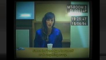 Her Story game screenshot, interview scene 2