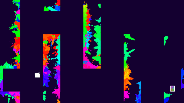 INK screenshot - Walls