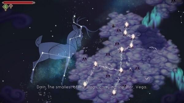 Jotun: a Norse constellation