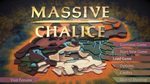 Massive Chalice - Main Title