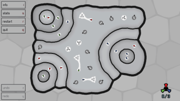 Tricone Lab Screenshot - Cones