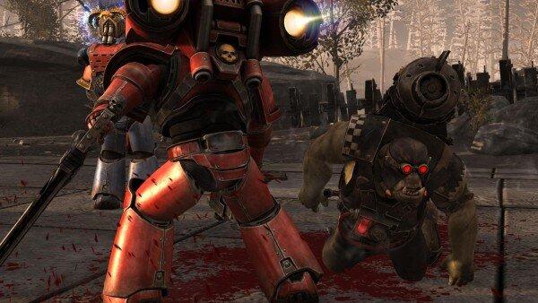 Warhammer 40K Regicide strike