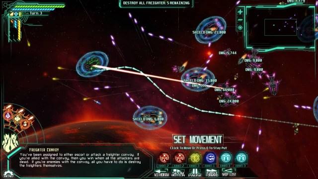 The Last Federation: screenshot courtesy of Steam