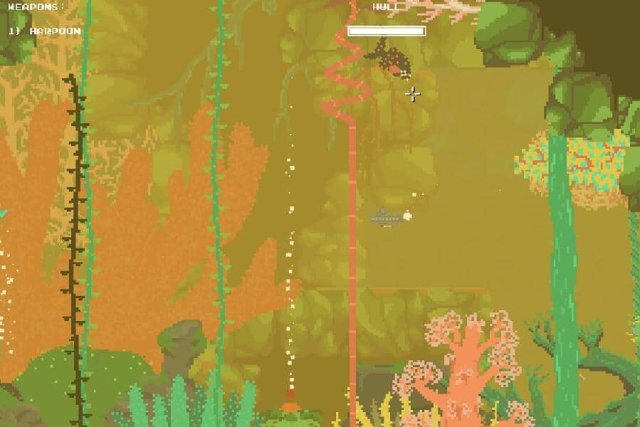 The Aquatic Adventure of the Last Human, game screenshot 2