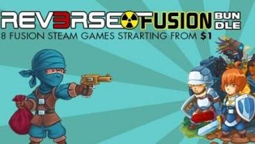 IndieGala Reverse Fusion Bundle featured image