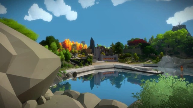 The Witness screenshot vista