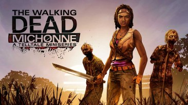 The Walking Dead: Michonne – A Telltale Games Series Out February 23rd
