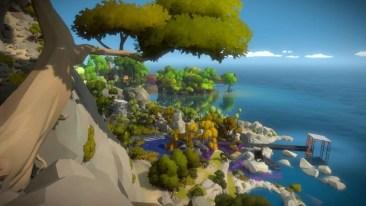 the witness screenshot swamp overlook