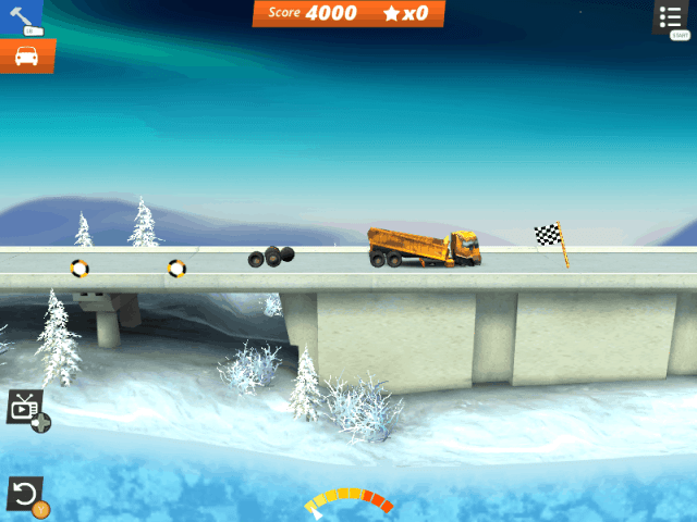 Bridge Constructor Stunts screenshot -  Close