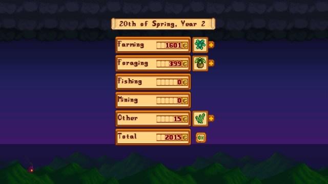 Stardew Valley game screenshot 13