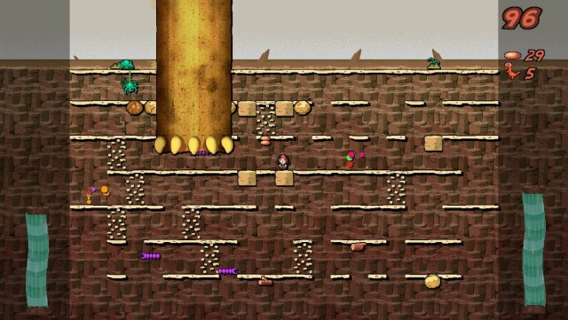 Dino Eggs: Rebirth game screenshot, stone age