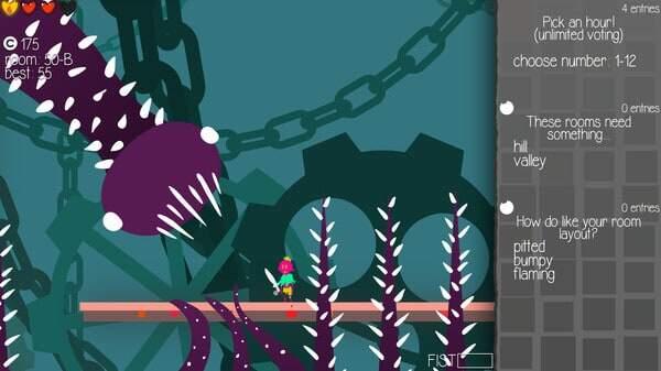 Choice Chamber game screenshot courtesy Steam