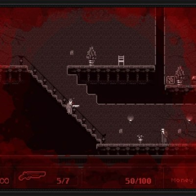 Rot Gut game screenshot, bloodstained