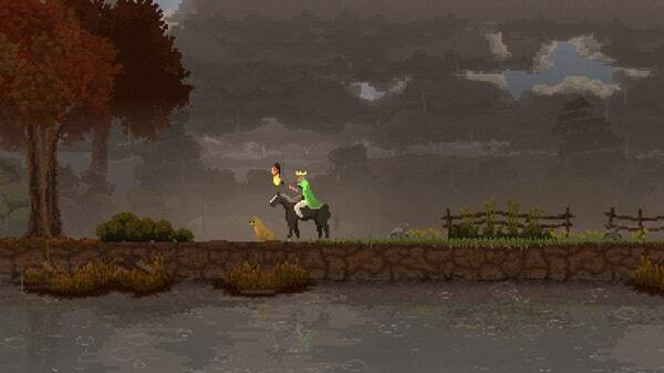 Kingdom: New Lands game screenshot, courtesy Steam