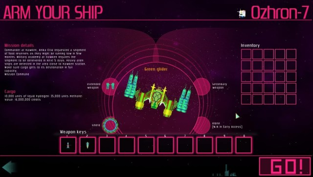 Upgrade your ship!