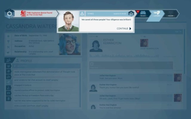 Review - Orwell - Reporting the Thought Crimes in Your Social Backyard