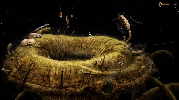 Samorost 3 game screenshot, courtesy Steam