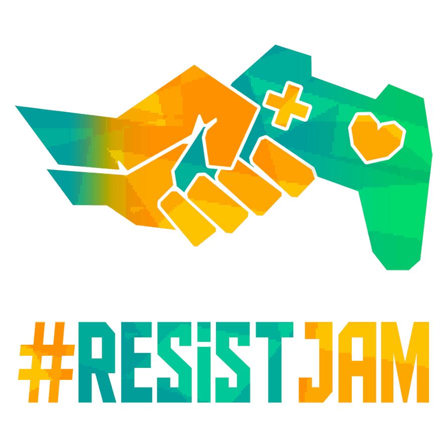 Resist Jam banner
