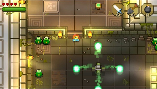 blossom tales dungeon