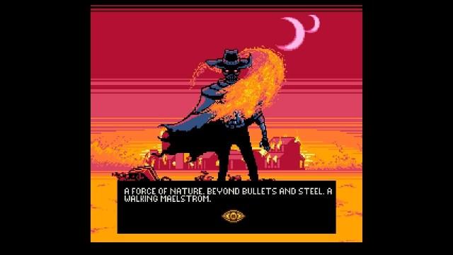 Dead Horizon game screenshot, figure of death