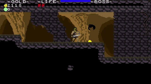 Xenia game screenshot, bat
