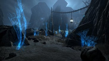 Caligo game screenshot, pathway