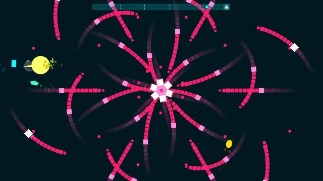 Just Shapes and Beats game screenshot courtesy Steam