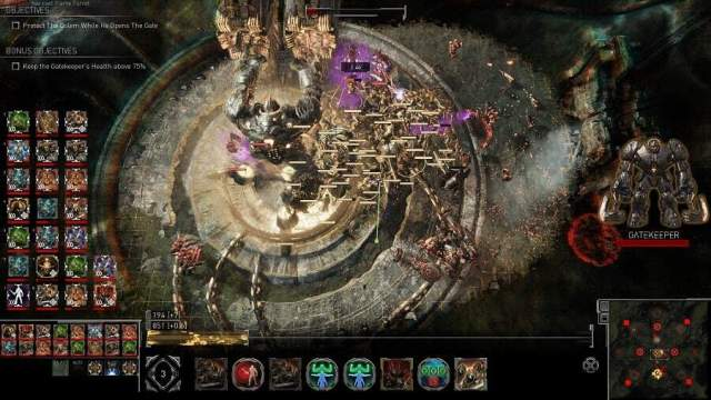 Golem Gates Review - RTS and CTG Come Together