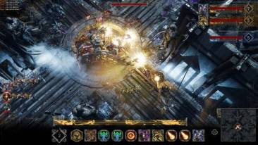 Golem Gates screenshot