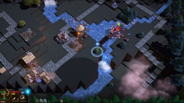 ValeGuard Review - Turn-Based City-Building with Real-Time Combat