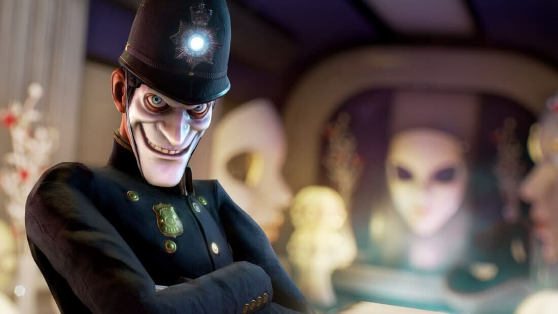We Happy Few Review - Shiny Happy People