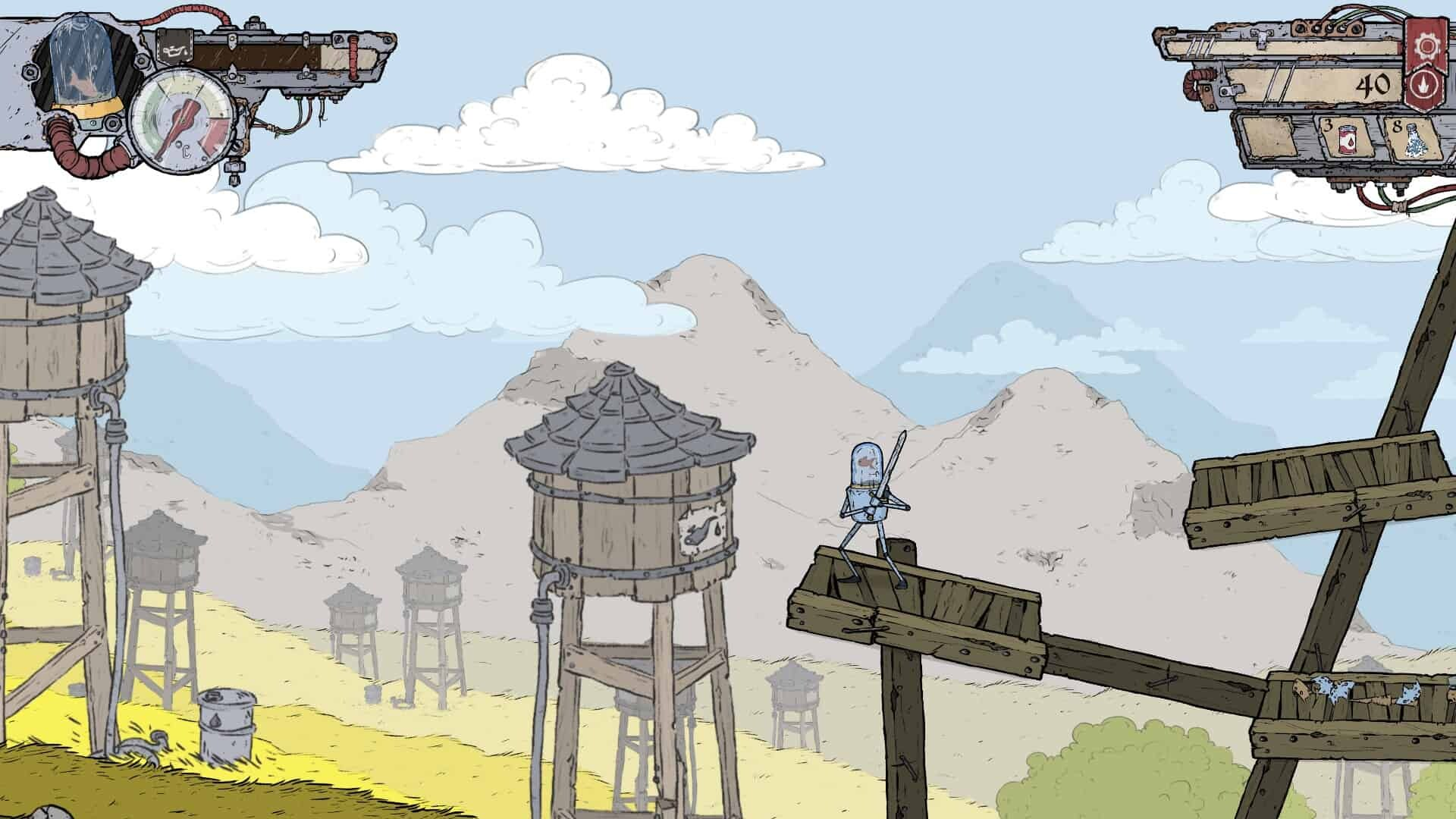 Feudal Alloy game featured image