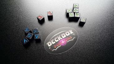 Deck Box Dungeons