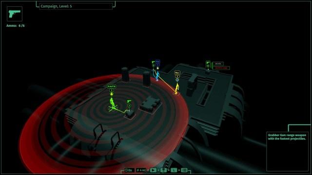 Partial Control game screenshot 2