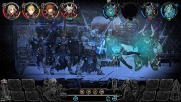 Vambrace: Cold Soul game screenshot, fighting