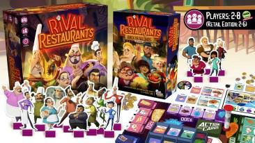 Rival Restaurants -