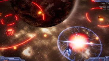 Project Aether action screenshot