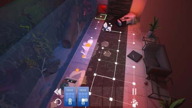 Bright Paw game screenshot
