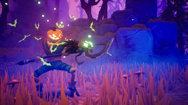 Pumpkin Jack game screenshot