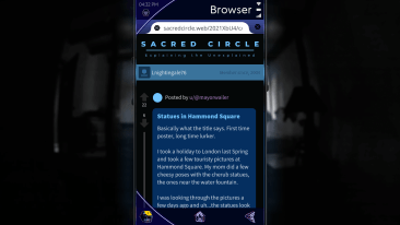 Doctor Who Lonely Assassins game screenshot, Forum