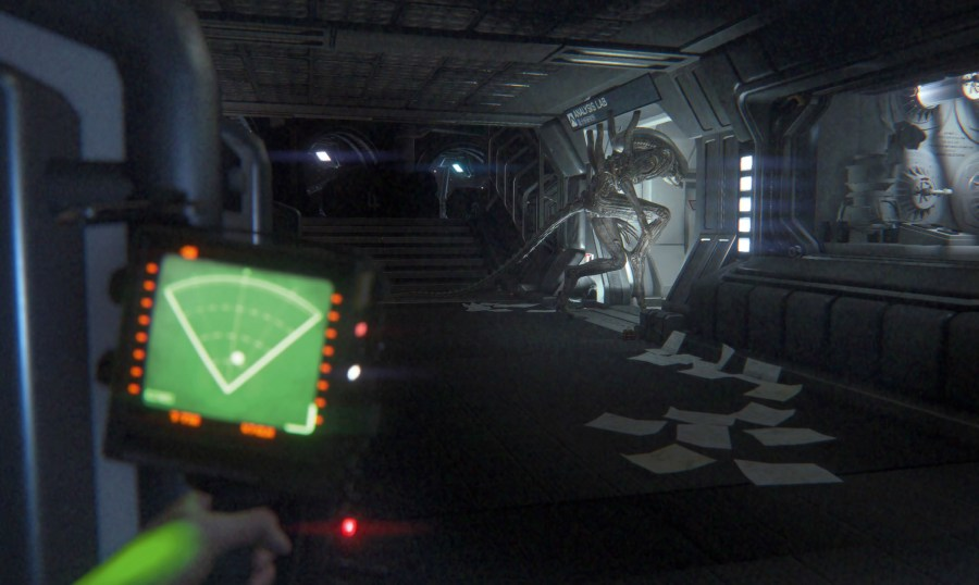 alien isolation rift